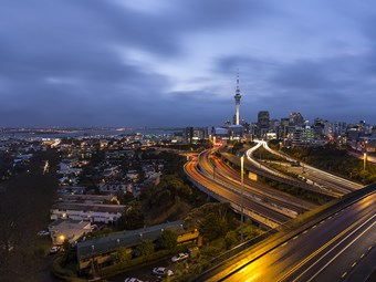 Auckland aligned for future