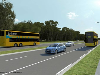 Bus boost for Sydney