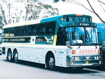 The rise of Lever Coachlines