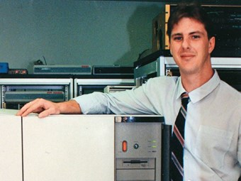 Flashback Friday: Greyhound enters tech age
