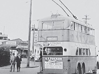 Flashback Friday: Take a trolley ride