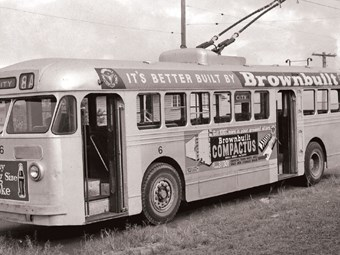 Flashback Friday: Take a trolley ride part II