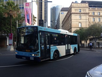 Key Sydney busway reopens