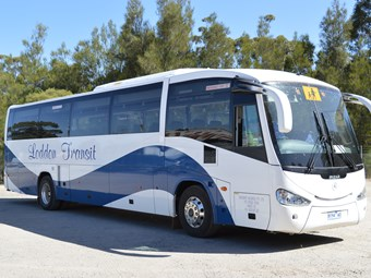 Mercedes benz bus boom for Mercedes benz worldwide sales figures