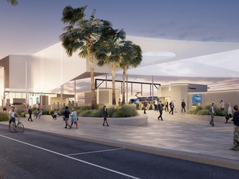Vic PT terminal revealed