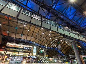 Melbourne airport rail plan