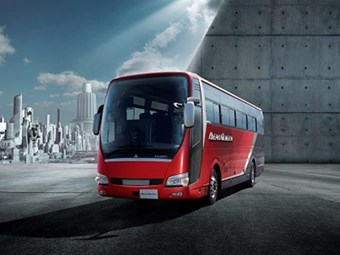 Fuso Aero Queen and Ace Tour launched