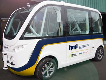 Driverless trial in Victoria