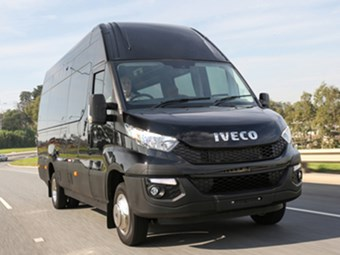 Iveco Daily minibuses launched