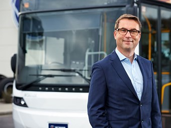 New MD for Scania Australia