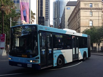 On demand bus trial launched