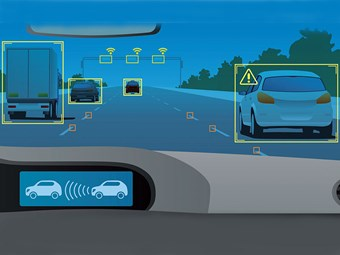 Mobileye: Enhancing driver safety