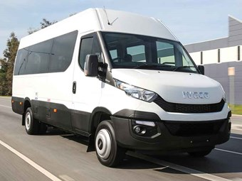 IVECO Daily mini bus unveiled