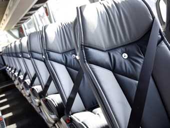 Leather seating for the new millennium
