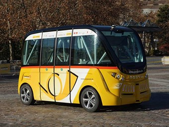 Driverless shuttle factory for SA