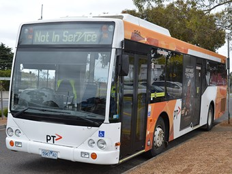 Vic bus fare evasion high