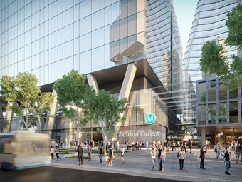 New look for Sydney stations