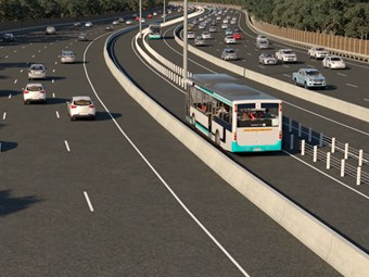 Busway for Melbourne