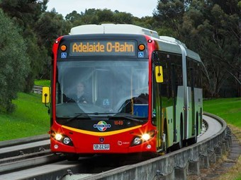 ADELAIDE PUBLIC TRANSPORT LAGGING BEHIND, SAYS EXPERT