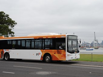 CDC VIC PAYS DEPOSIT FOR NORTH-WEST MELBOURNE BUS OPERATOR
