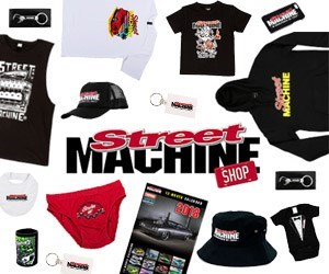 SAVE 10PC AT STREET MACHINE