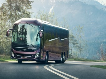 VOLVO LAUNCHES NEW HIGH-END COACH RANGE IN EUROPE, FIRST 'RENEWAL' IN 20 YEARS