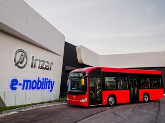 IRIZAR'S ELECTRIC BUS DEAL ROLLS OUT IN LUXEMBOURG