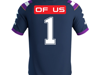 FUSO TACKLES TOUGHNESS WITH 'OF US' FOOTY JERSEY INITIATIVE FOR CHARITY