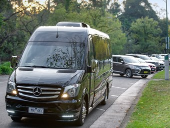 VIDEO REVIEW: Mercedes-Benz Sprinter 516CDI