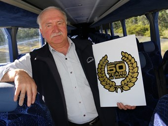 MAN BUS STALWART CELEBRATES 50 YEARS OF SERVICE