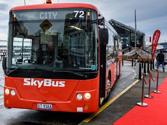 TASMANIAN SKYBUS AIRPORT SHUTTLE SERVICE LAUNCHED
