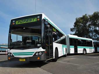 CDC BUYS SYDNEY'S OLDEST PRIVATELY RUN FAMILY BUS COMPANY: FOREST COACHLINES