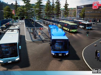 LATEST BUS SIMULATOR DEBUTS AT ICONIC COMPUTER GAMING EVENT