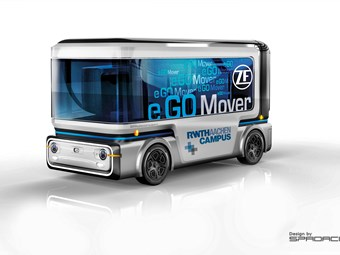 ZF TO DISPLAY ITS NEW AUTONOMOUS BUS AND PASSENGER TRANSPORT TECH AT IAA, 2018
