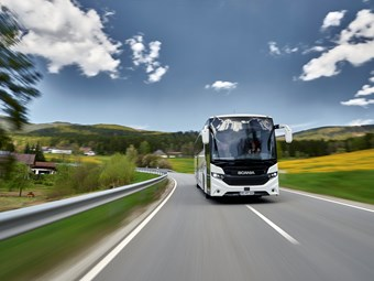 "BIOFUEL USE BEST ""NEAR-TERM"" COMMERCIAL VEHICLE ALTERNATIVE FOR FOSSIL-FREE FUTURE"