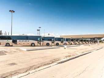 IVECO DELIVERS 294 BUSES FOR SOUTHERN ITALY