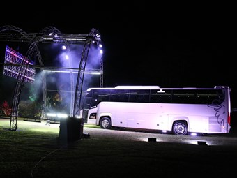 'ALL-SCANIA' TOURING COACH LAUNCHES ONTO AUSTRALIAN BUS MARKET