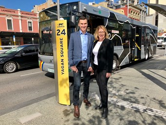 'BLACK' CATS COMING? WA GOVT TO CONDUCT PERTH SHUTTLE BUS REVIEW