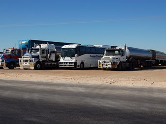 MENTAL HEALTH GRANT TO HELP AID TOP END TRANSPORT OPERATORS