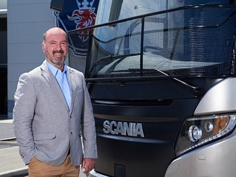 SCANIA AUSTRALIA ANNOUNCES NEW SALES DIRECTOR – BUSES AND ENGINES