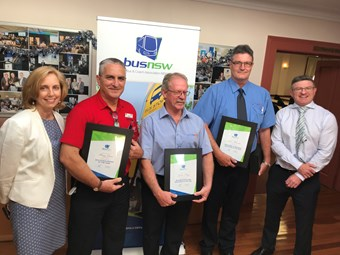NSW BEST BUS DRIVERS ANNOUNCED!
