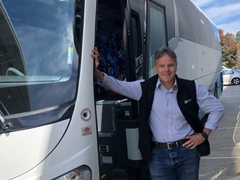 IRIZAR ASIA PACIFIC ANNOUNCES NEW TEAM ADDITION