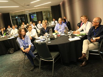 NSW REVISITS BUS-INDUSTRY YOUNG LEADERS INITIATIVE