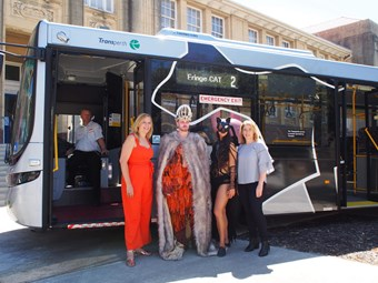 PERTH ARTS FESTIVAL GETS FREE LATE-NIGHT BUS SERVICE