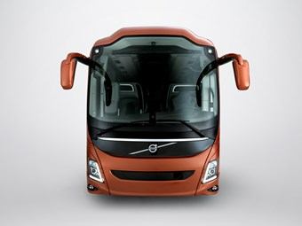 VOLVO COACH RANGE WINS ANOTHER MAJOR AWARD