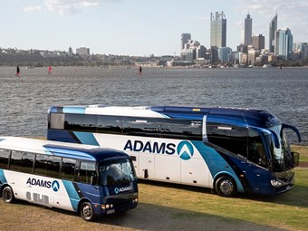 LARGEST WA TOURISM TRANSPORT PROVIDER SOLD: ADAMS