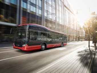 AUTONOMOUS BUS TRIALS ON SWEDISH PUBLIC ROADS TO BEGIN