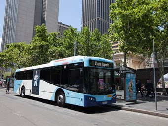 NSW STATE GOVT TO INCREASE BUS SERVICES