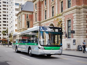 VOLGREN AND VOLVO ANNOUNCE LARGEST EVER AUSTRALIAN BUS SUPPLY DEAL
