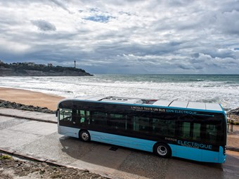 IRIZAR INKS KEY ELECTRIC BUS DEAL IN GERMANY